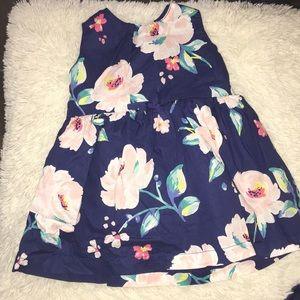 Carter's spring dress with bloomers